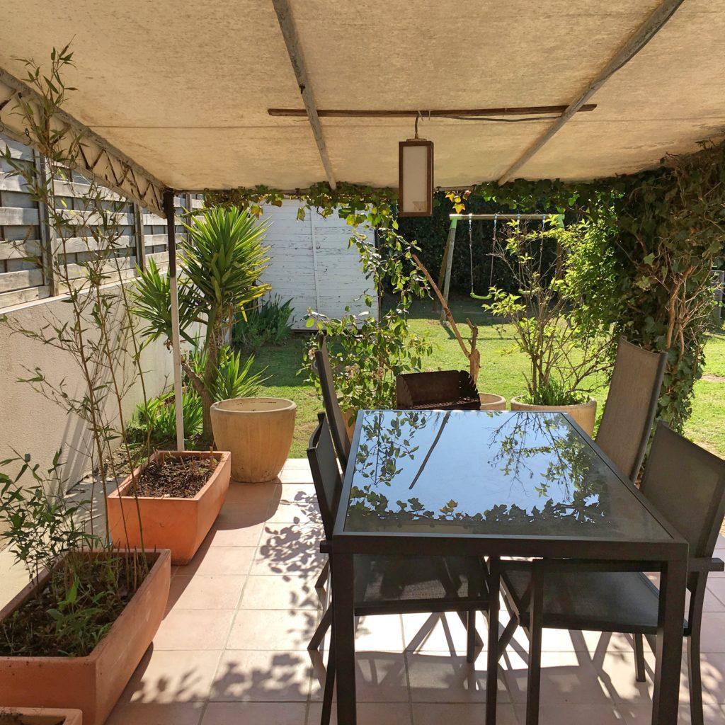 Apartment 6 Les Carrelets Terrace